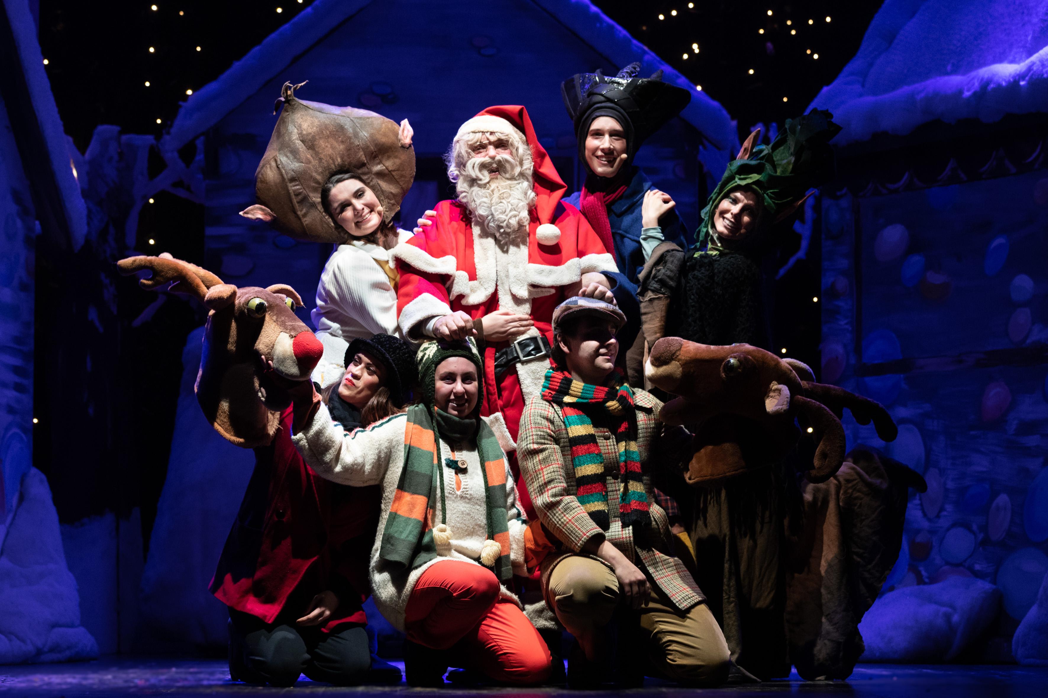 Buon Natale 1a.Buon Natale Babbo Natale Succede In Citta Eventi Bellinzona